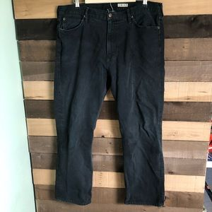 Polo Ralph Lauren Men's Black Jeans size 38/30